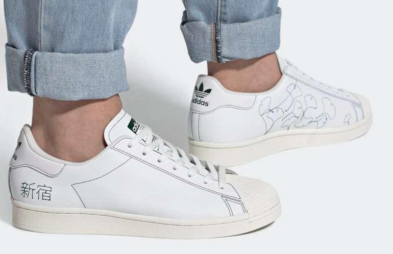"""Adidas Originals Sneaker """"Superstar Pure"""" in weiß für 34,32€ inkl. Versand (statt 48€)"""