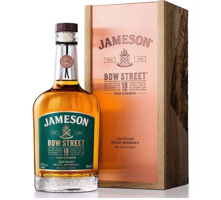 Jameson Bow Street 18 Jahre Whisky (0,7 Liter) für 89,76€ (statt 127€)