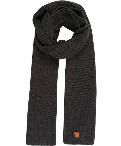 KnowledgeCotton Apparel Schal in dunkelgrau für 24,95€ inkl. Versand (statt 43€)