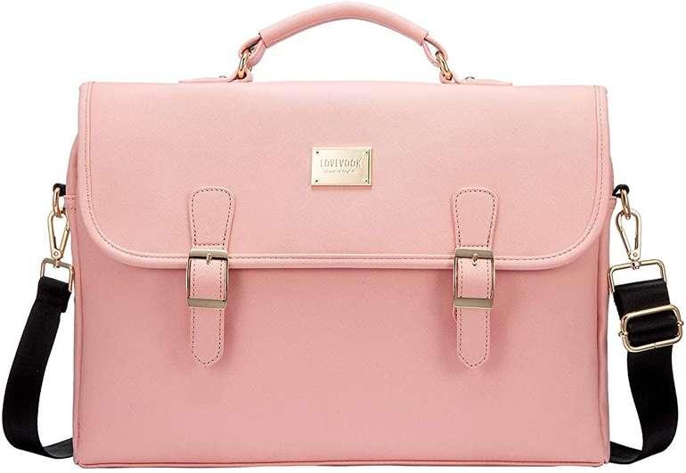 Lovevook Damen Laptop Tasche in 2 Farben ab 13,49€ inkl. Prime Versand (statt 27€)
