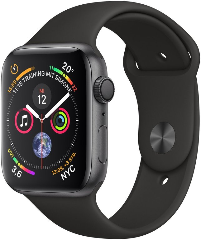 Apple Watch Series 4 heute mit 5% Rabatt bei Media Markt ab 409,54€ vorbestellen