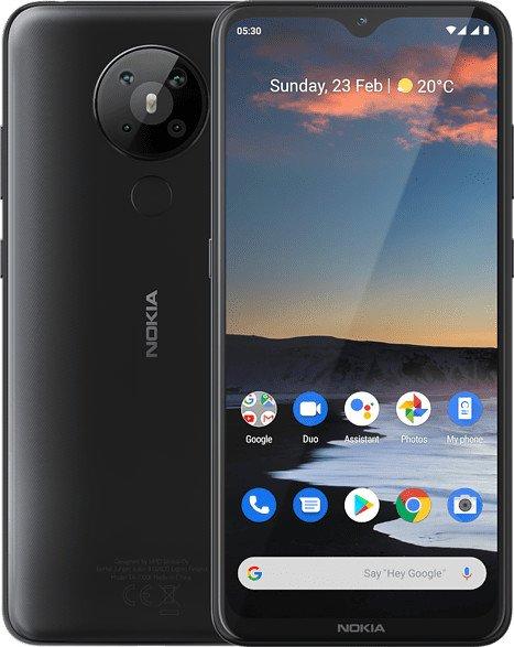 """Nokia 5.3 - 6,55"""" Smartphone mit 64 GB für 168,05€ inkl. Versand (statt 193€)"""