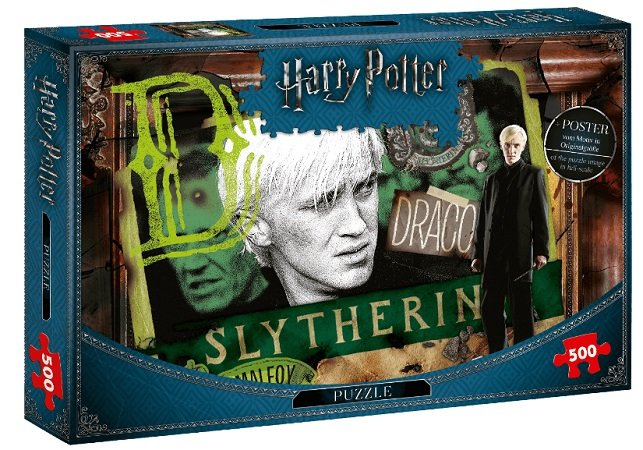 Winning Moves Harry Potter Puzzle (11156) für 7,99€ (statt 11€)