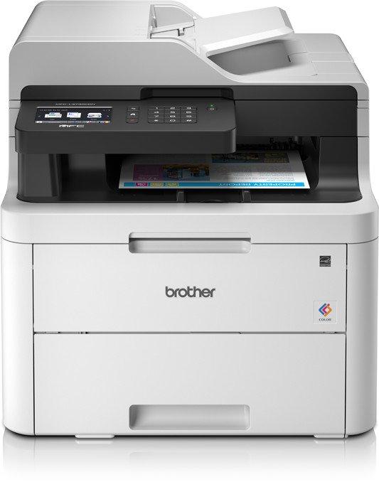 Brother MFC-L3730CDN Farblaser-Multifunktionsgerät für 218,80€ + 60€ Cashback!
