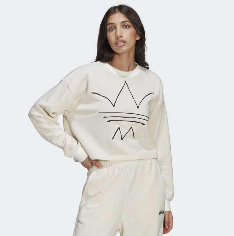 Adidas Originals R.Y.V. Damen Sweatshirt für 32,73€ inkl. Versand (statt 47€)