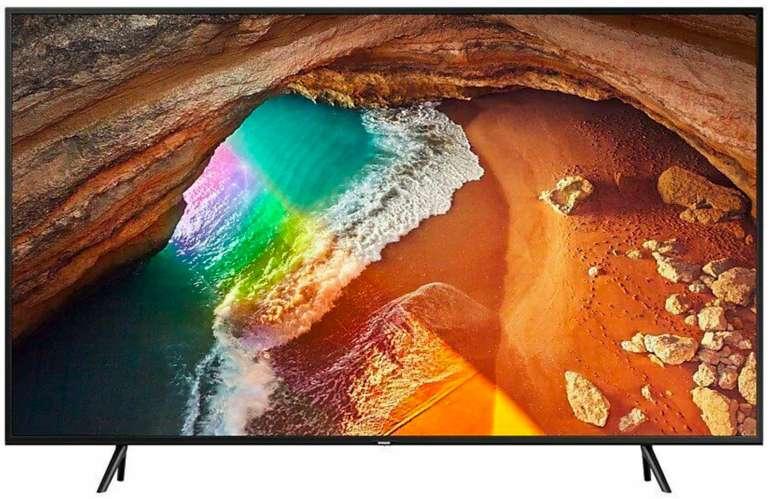 Samsung GQ49Q60R - 49 Zoll QLED Fernseher 2019-Serie (4K, Smart TV, A, Alexa-Unterstützung) je 599€ inkl. Versand