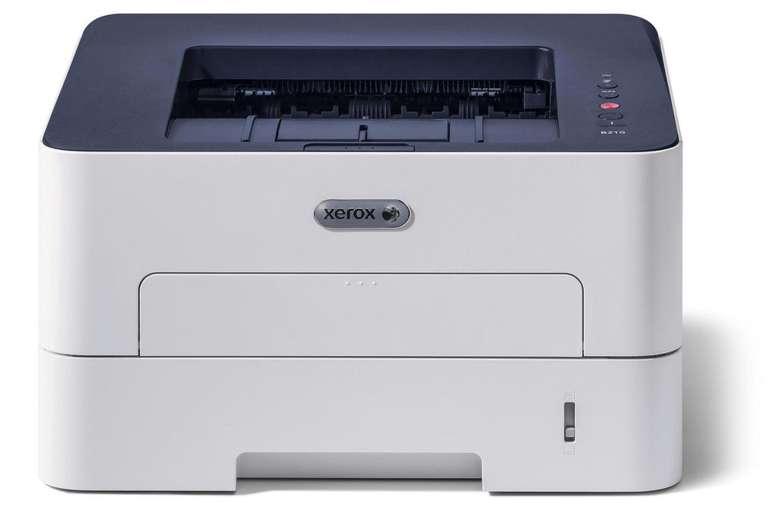 Xerox B210DNI - monochrom Laserdrucker mit Duplex (A4, bis zu 30 Seiten/Min, WiFi) für 94,90€ (statt 120€)