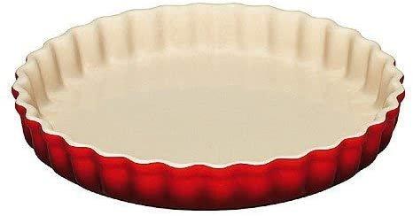 Le Creuset Tarte-Form Ø 28 cm für 24,99€ (statt 33€)