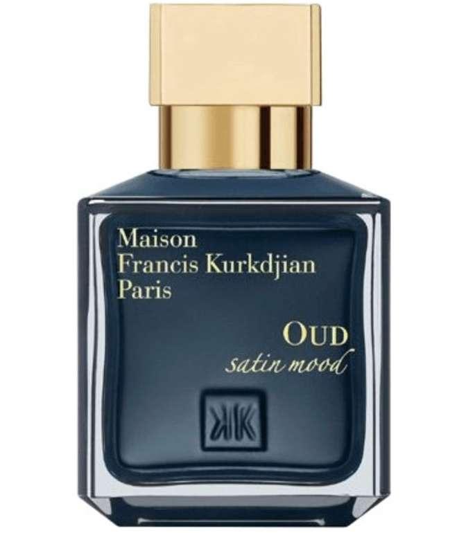 70ml Maison Francis Kurkdjian Paris Oud Satin Mood Eau de Parfum für 156,76€ (statt 179€)