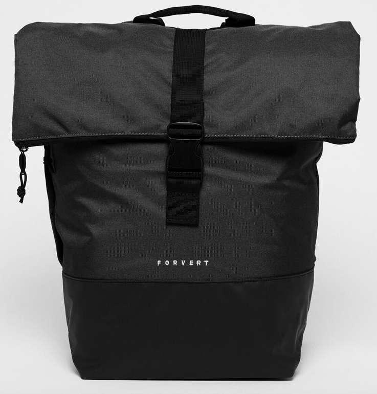 Forvert Lorenz Backpack - 21 Liter Rucksack in schwarz für 37,99€ inkl. Versand (statt 49€)