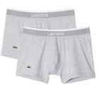 2er Pack Lacoste Boxershorts für 25,85€ inkl. Versand (statt 30€)