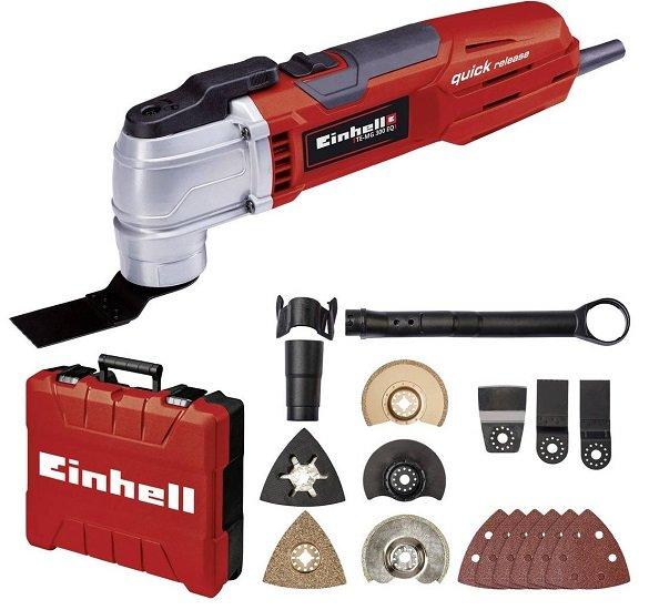 Einhell TE-MG 300 EQ Kit Multifunktionswerkzeug für 75,94€ (statt 92,46€)