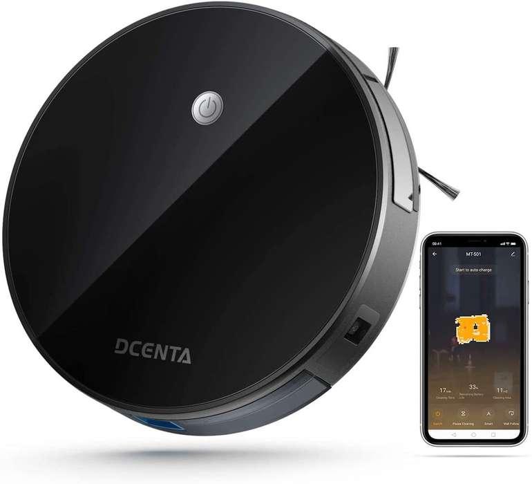 Dcenta Saugroboter mit App-Steuerung & 1300 Pa für 99,99€ inkl. Versand (statt 130€)