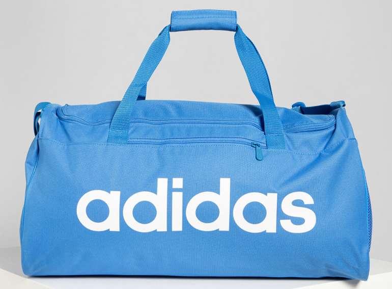 adidas Sporttasche Lin Core Duf M in Blau für 14,20€inkl. Versand (statt 23€) - MBW: 29,90€