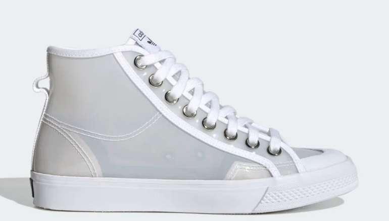 adidas Originals Nizza Hi Jelly in Cloud White für 41,99€ inkl. Versand (statt 65€)
