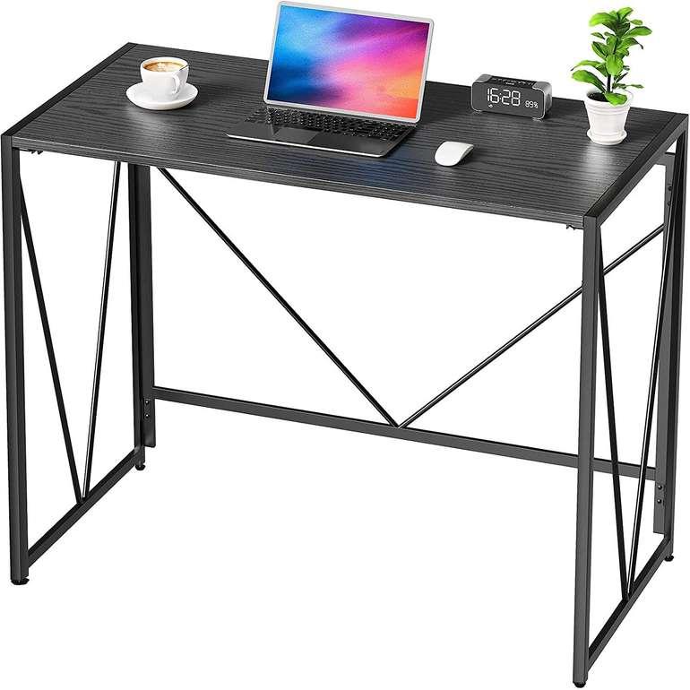 Noblewell klappbarer Schreibtisch in 3 Farben (100 x 50 x 75cm) für je 32€ inkl. Versand (statt 59€)