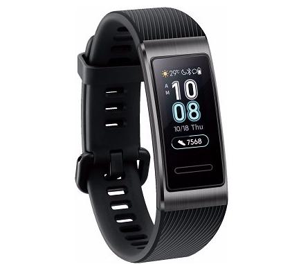 Huawei Band 3 Pro Activity Tracker für 66€ zzgl. 1,99€ Versand (statt 76€)