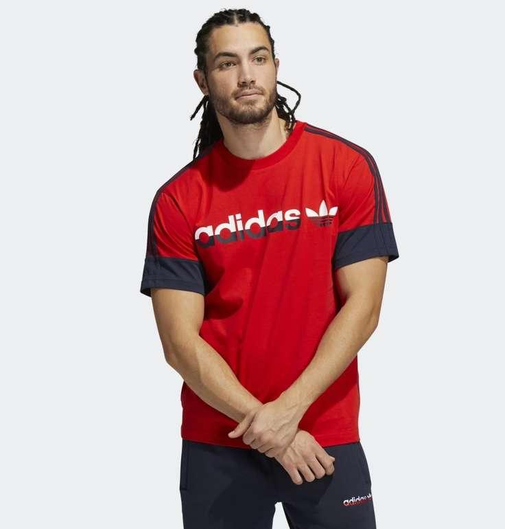 Adidas SPRT 3-Streifen Split Herren T-Shirt in 3 Farben für je 23,10€ inkl. Versand (statt 29€) - Creators Club