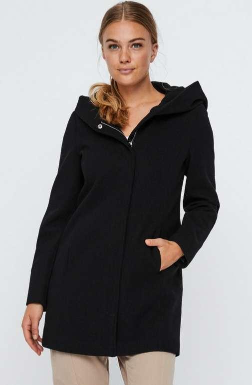 Vero Moda Damen Mantel mit Kapuze für 31,89€ inkl. Versand (statt 45€)