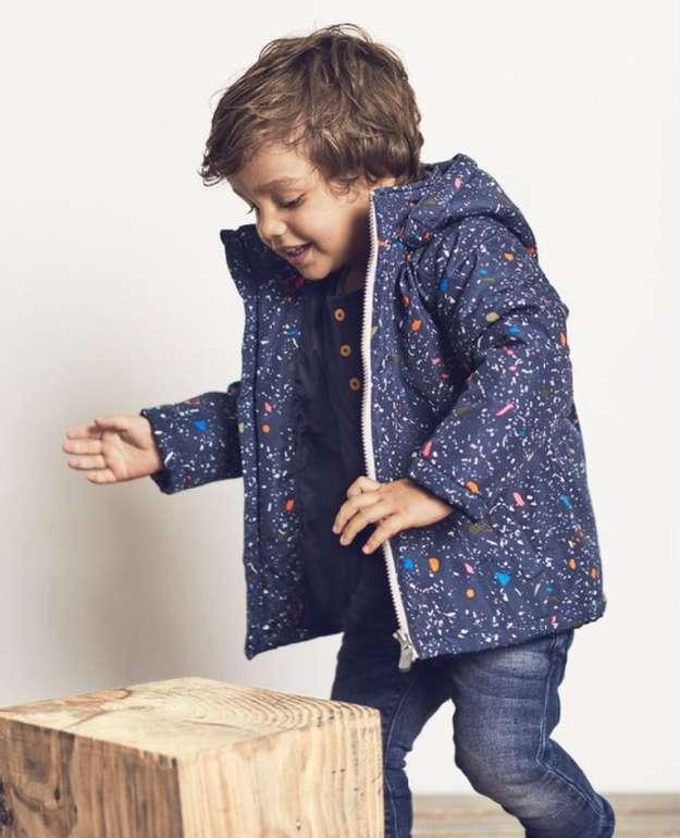 babymarkt: Mode Restposten im Sale + 30% Extra, z.B. Name it Boys Jacke Mellon für 18,24€