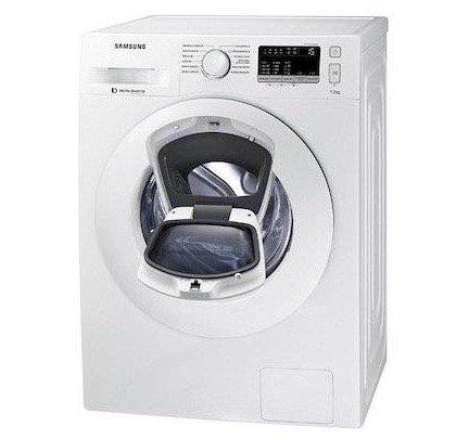 Samsung WW80K4420YW 8kg Waschmaschine mit AddWash für 430,89€ (statt 519€)