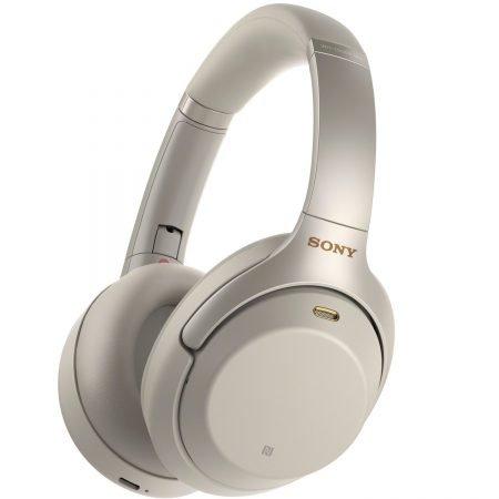 Sony WH-1000XM3 Noise Cancelling Over Ear Kopfhörer (silber) für 299€ inkl. VSK
