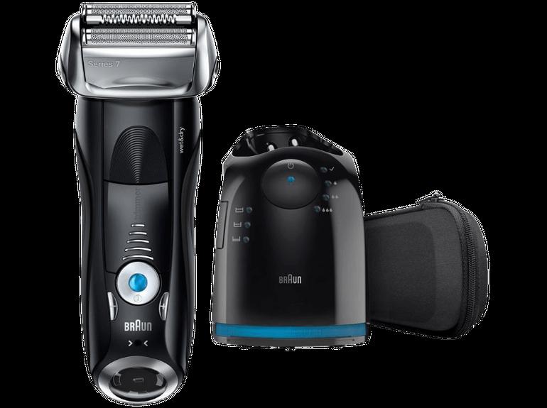 Braun Serie7 7880cc Wet & Dry Rasierer für 130,99€ inkl. Versand (statt 163€)