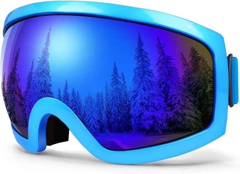 Bfull Skibrille (UV400, Anti-Fog) für 7,99€ inkl. Prime Versand (statt 16€)
