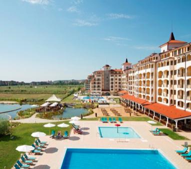 8 Tage Bulgarien mit 4* Hotel + All Inclusive, Flügen & Transfer nur 214€ p.P.
