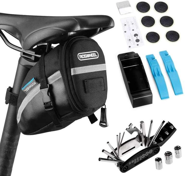 Lixada Fahrrad Satteltasche mit 16-in-1 Multitool für 9,98€ inkl. Prime Versand (statt 20€)