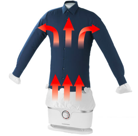 CLEANmaxx Hemdenbügler für 58,49€ inkl. Versand