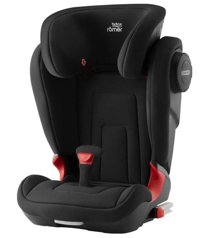 Britax Römer Kindersitz KidFix 2 S mit zusätzlichem Seitenaufprallschutz (15 - 36 kg (Gruppe 2/3)) für 134,99€