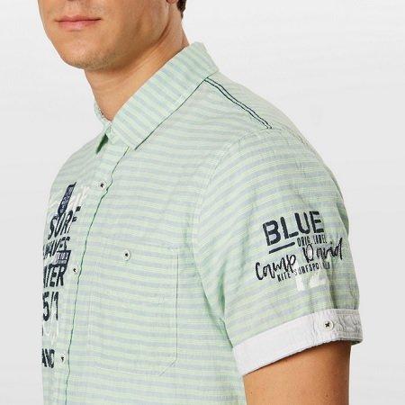 Camp David Herren Hemd in 2 Farben für je 29,67€ (statt 40€)