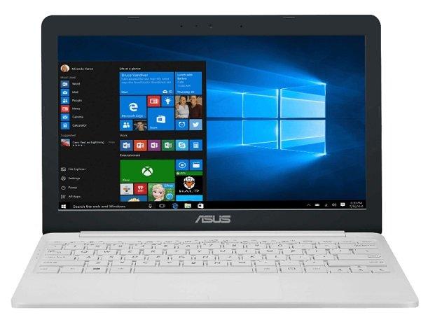 "ASUS E203NA-FD021TS N3350 11.6"" Netbook (32 GB, 4GB RAM, HD) für 209€"