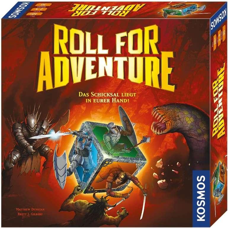 Kosmos Würfelspiel Roll for Adventure - Das Schicksal liegt in eurer Hand! für 11,98€ inkl. Versand (statt 16€)
