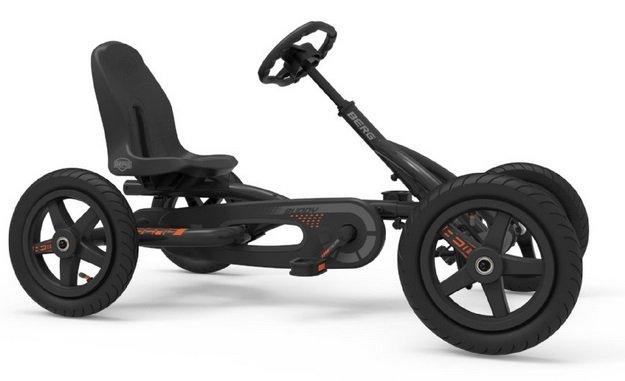 Berg Pedal Go-Kart Buddy Graphite Sondermodell für 219,99€ inkl. Versand (statt 252€)