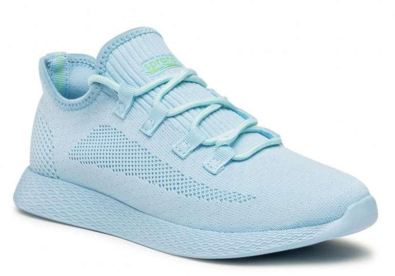 Sprandi WP98-21782 Damen Sneaker in Blau für 10,45€inkl. Versand (statt 29€)