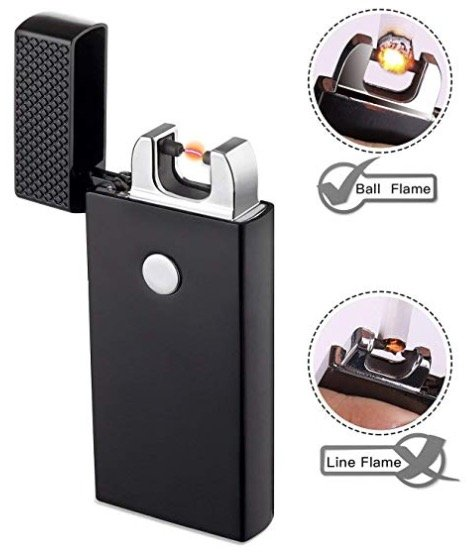 Teccpo USB-Feuerzeug für 7,55€ inkl. Prime-Versand