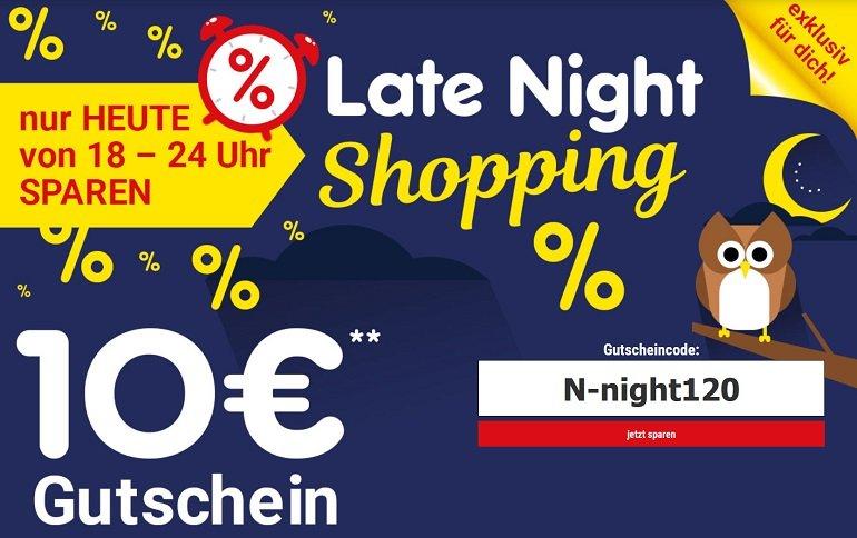 Netto Late Night Shopping