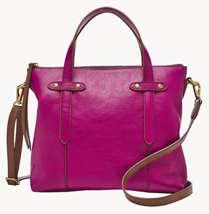 Fossil Damen Tasche Felicity Satchel für 62,30€ inkl. Versand (statt 89€)