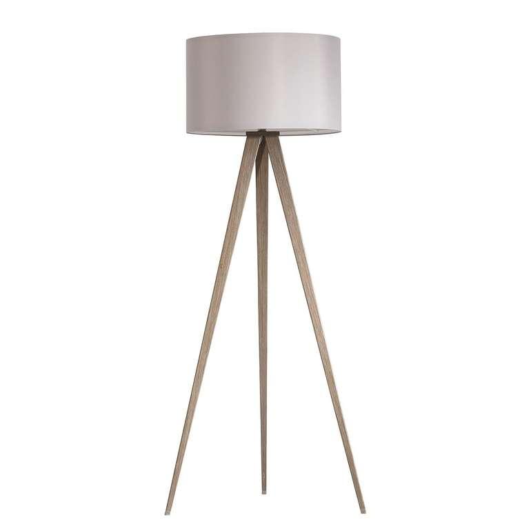 Home24: -19% Rabatt auf viele Wohn- & Esszimmermöbel, z.B. Stehleuchte Tripod Iver für 80,99€