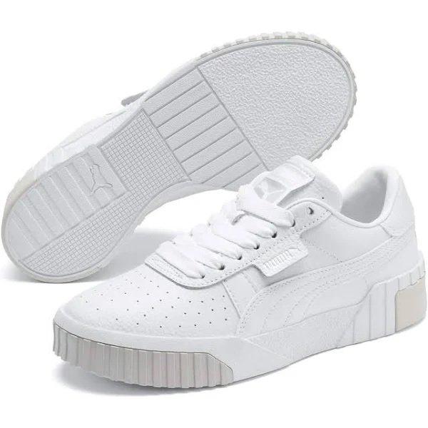Puma Sneaker 'Cali Wn's' in weiß für 35,96€ inkl. Versand…