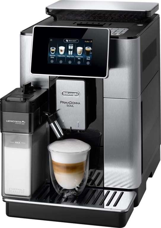 De'Longhi Primadonna Soul ECAM 610.75 MB Kaffeevollautomat für 1.111€ inkl. Versand (statt 1249€)