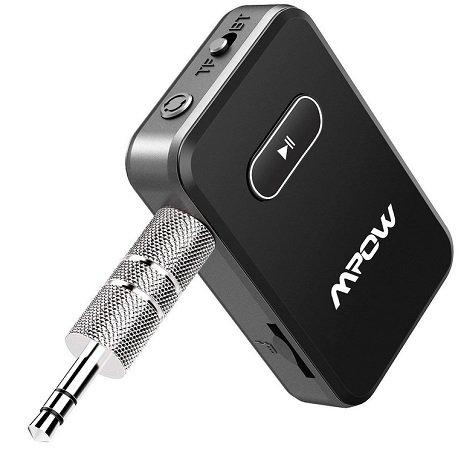 Mpow - Bluetooth Empfänger für 9,99€ inkl. Prime Versand