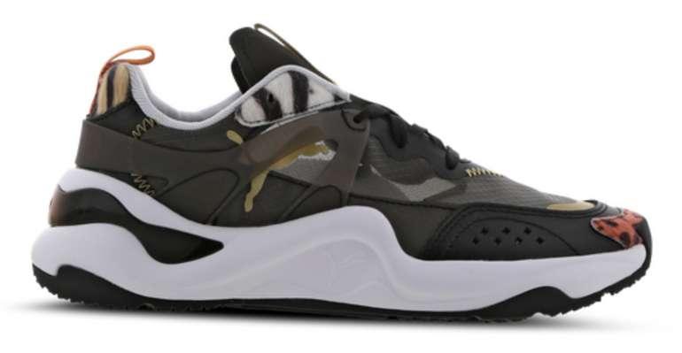 Puma Rise Damen Sneaker in weiß/khaki für 59,99€inkl. Versand (statt 70€)