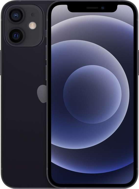 Apple iPhone 12 Mini 64GB (39€) + Homepod Mini inkl. Vodafone Allnet-Flat mit 30GB LTE für 39,99€ mtl.