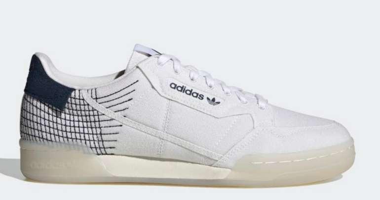 """adidas Continental 80 """"Primeblue"""" in Weiß-Navy für 59,50€ inkl. Versand (statt 80€)"""