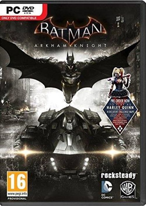 Batman: Arkham Knight (Steam) für 2,29€ (statt 4€)