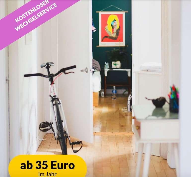 Exklusiv: 1 Monatsbeitrag Rabatt auf den Helden.de Premium Hausratschutz mit 500.000€ Garantie