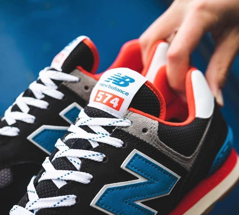 Sneaker Sale bei 43einhalb + 10% Extra - z.B. New Balance ML574SOV Sneaker für 60,30€ (statt 90€)